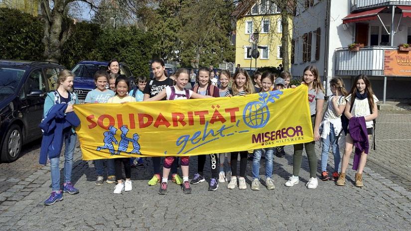 Solidaritätsgang 2019